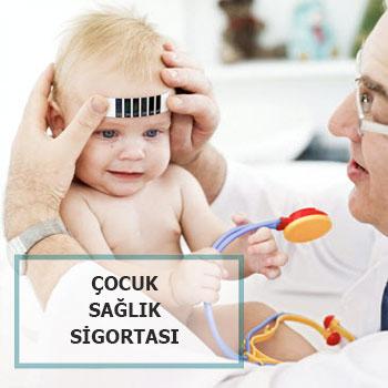 Çocuğu için sağlık sigortası almak isteyen ebeveynler ;ÇOCUKLAR ARTIK TEK BAŞINA ÖZEL SAĞLIK SİGORTASI ALABİLİYOR